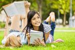 12-18 jaar Meisjes lezen boeken